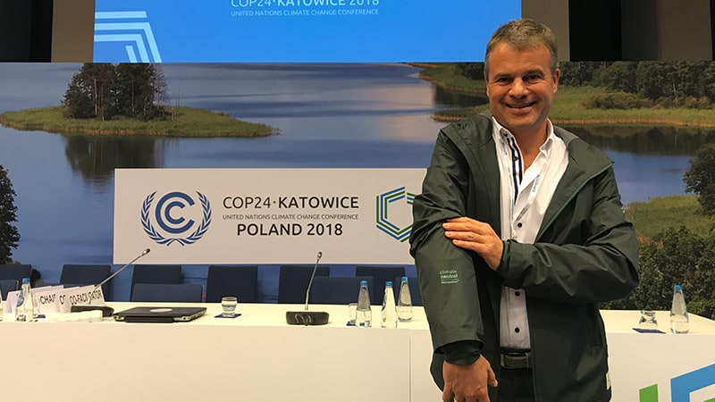 Milestone for climate change at COP24